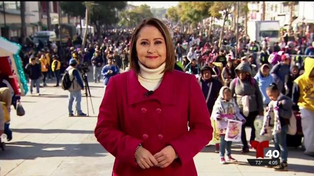 México le rinde tributo a la Virgen Morena