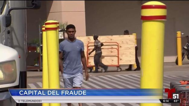 Miami capital del fraude