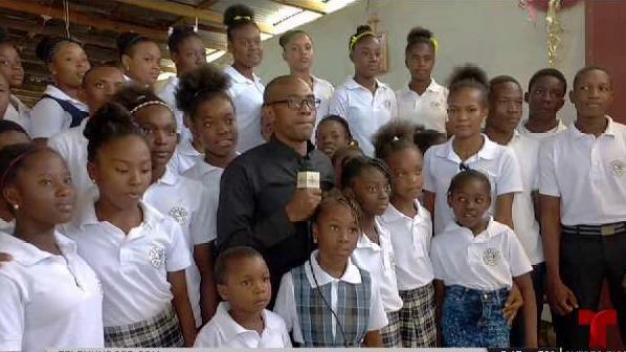 Parroquia en Levittown da vital apoyo a Haití
