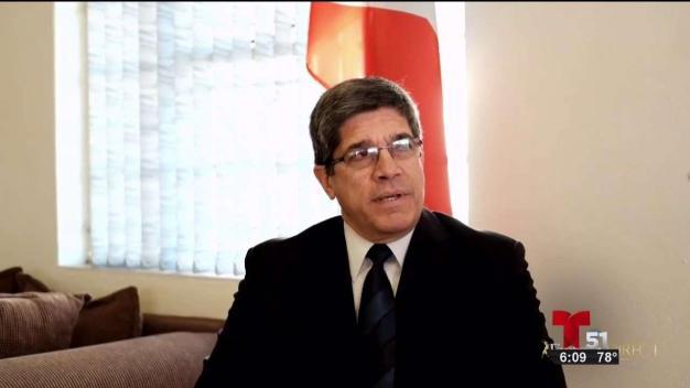 Nuevo embajador asume como jefe en cancillería cubana