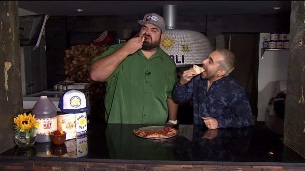 Que Riko con Kiko: Paulie Gee's Pizza