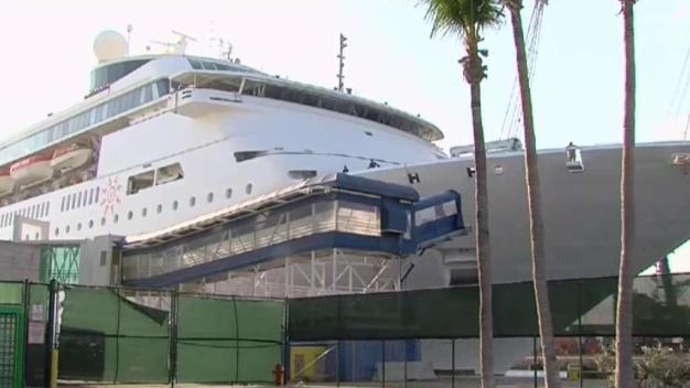 Retorna crucero que no dejaron atracar en Cuba