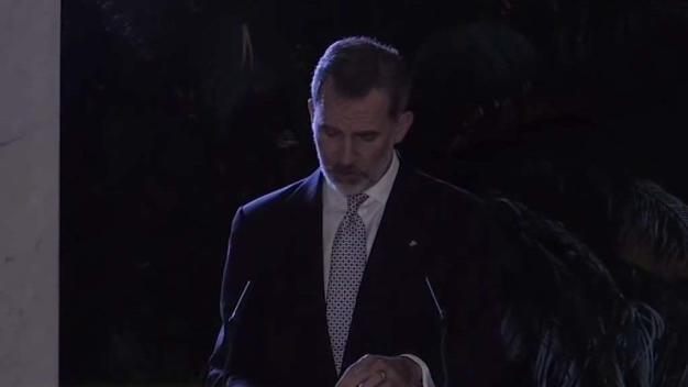 Rey de España habla de democracia en Cuba