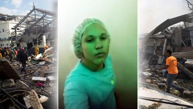 """""""Esto va a explotar"""": graba antes de desastre y desaparece"""