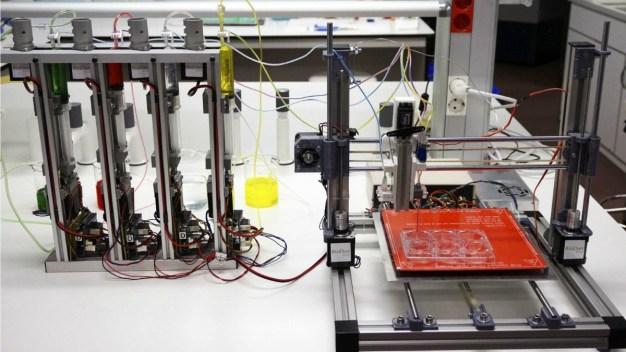 """Conoce la impresora 3D que crea """"piel humana"""""""
