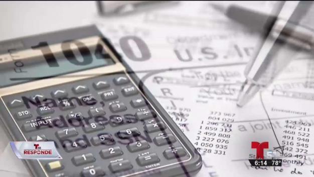 Responsabilízate con tu declaración de impuestos