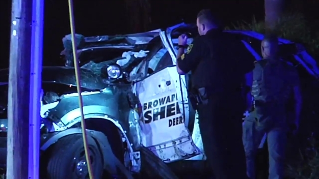 Oficial de BSO muere en accidente en Deerfield Beach