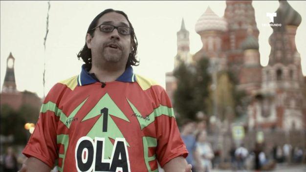 Acá le presentamos el fan numero uno de México