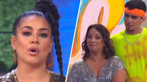 """""""La Venenosa"""" destroza el baile urbano de Adamari"""