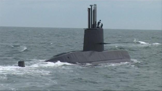Buscan submarino argentino incomunicado hace 48 horas