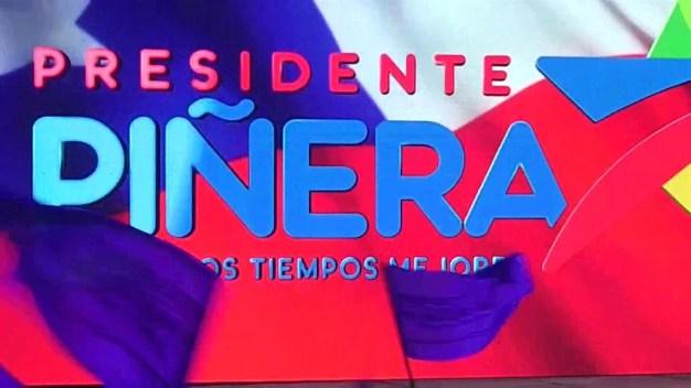 Piñera virtual ganador de segunda vuelta en elecciones presidenciales en Chile