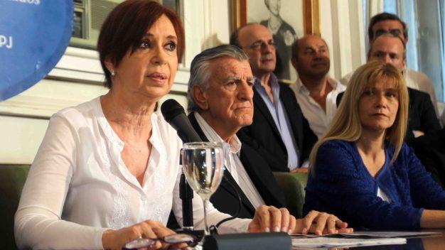 Juez pide la detención de la expresidenta argentina
