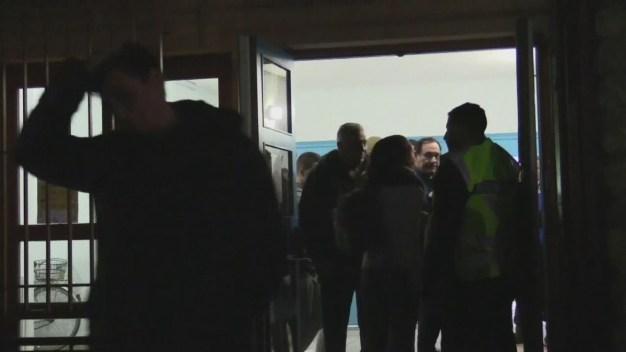 Mortal choque entre autobús escolar y tren en Francia