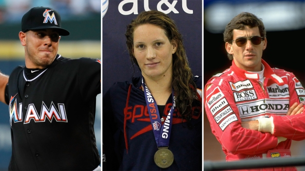 Veinte deportistas que murieron trágica y prematuramente