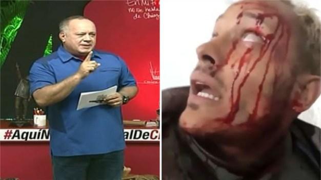 Diosdado Cabello dice que Oscar Pérez mintió