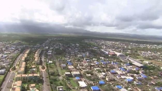 Puerto Rico podría enfrentar fuertes lluvias