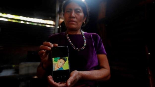 Guatemala: madre ruega por cuerpo de hijo muerto en EEUU