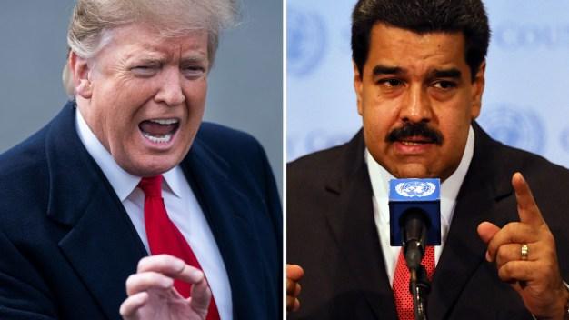 Maduro furioso: su reacción a la suspensión de vuelos}