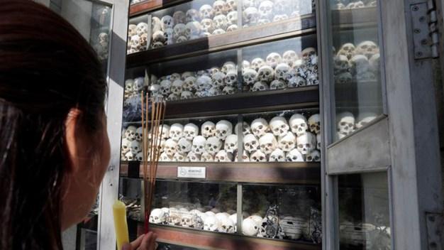 Camboya: los campos de la muerte que no se olvidan