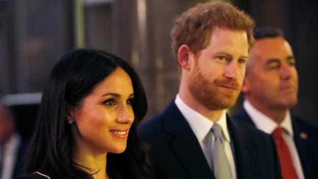 Meghan Markle y el príncipe Harry esperan un bebé