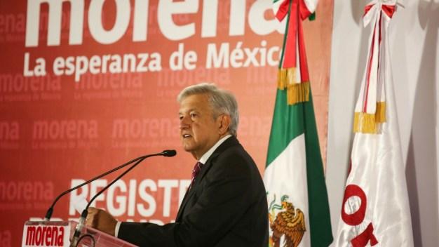 Candidato presidencial reitera amnistía a narcolíderes