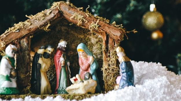 Imágenes religiosas dividen al país en la Navidad