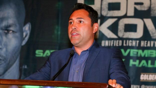 Demandan a Oscar de La Hoya por agresión sexual