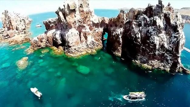 El increíble acuario natural más bello del mundo