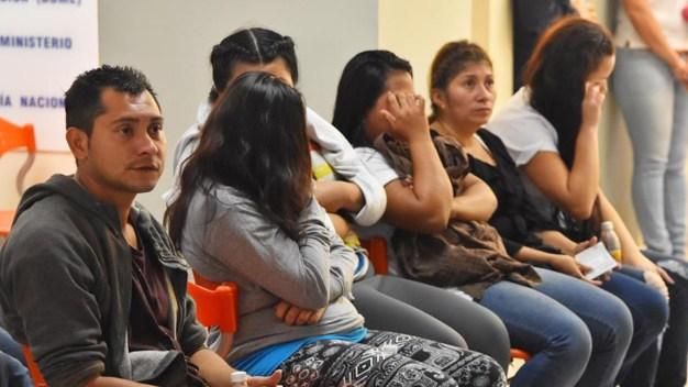 EEUU envía a Guatemala a solicitantes de asilo