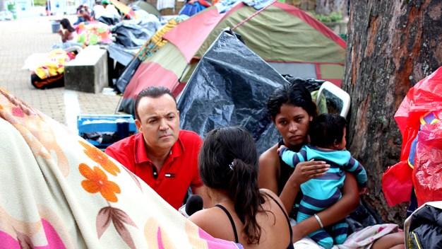 La Ruta del Desespero: la dura realidad del éxodo venezolano