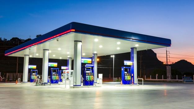 Gasolineras del sur de Florida que operan con generador