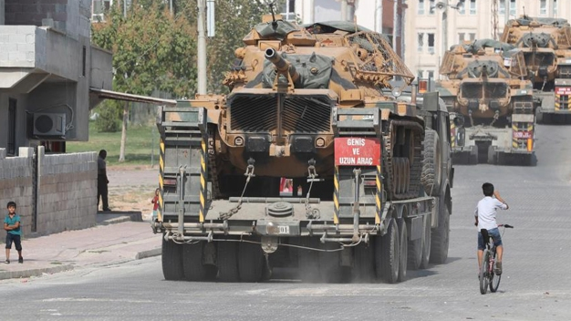Cese al fuego en Siria: siguen combates kurdos-turcos