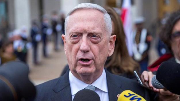 Secretario de Defensa de EEUU viaja a la frontera con México