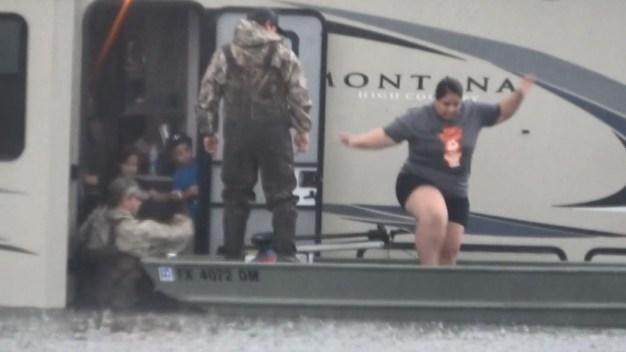 Imelda azota a Texas: imágenes de inundaciones mortales