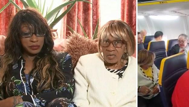 Habla mujer de 77 años tras insultos racistas en vuelo