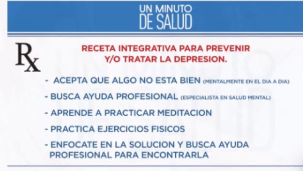 Cómo prevenir la depresión clínica
