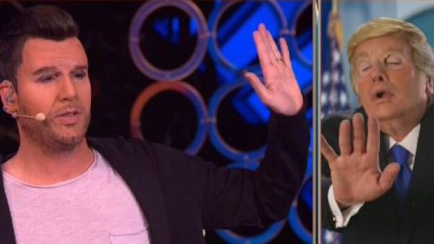 """Ricky Martin"" le dice a ""Donald Trump"" por qué no lo invita a su boda}"