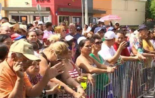 Carnaval de la Calle 8 en fotos