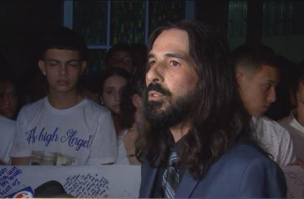 Padre de joven asesinado hace pedido a los agresores