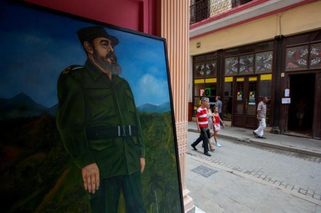 Fidel Castro critica discurso de Obama en Cuba}