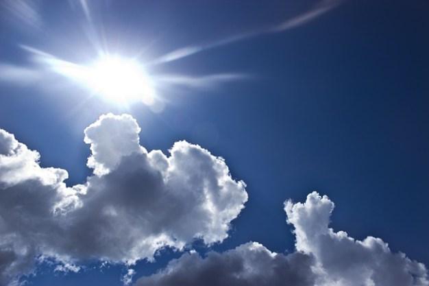 Pronóstico: Cálidas temperaturas sin lluvias