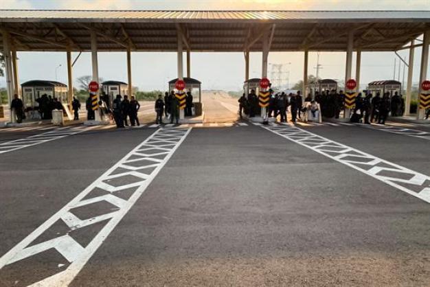 Venezuela cierra de forma total la frontera con Colombia