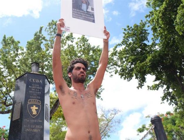"""Cuba anuncia que liberará a """"El Sexto"""""""