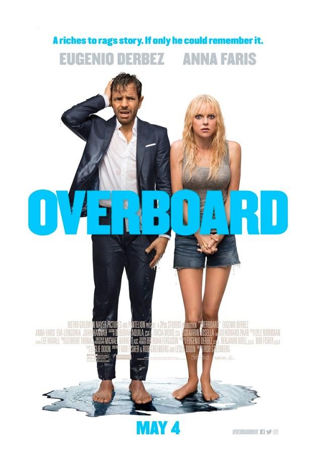 """Acceso Total - Obsequio de Entradas Para el Pre-Estreno de la Película """"OVERBOARD"""""""