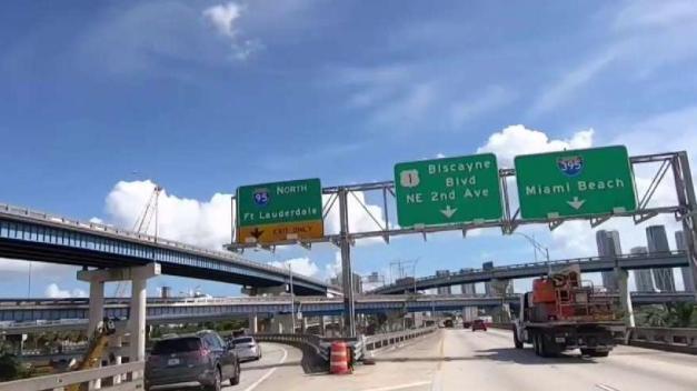 Proyecto de la I-395: Conozca los desvíos que inician hoy