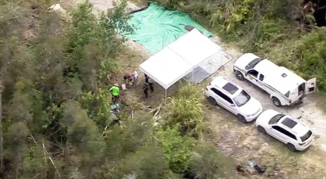 Investigan posible homicidio en NW de Miami-Dade