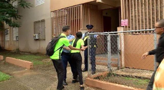 En Puerto Rico: Desgarrador dolor de adolescente cuya madre fue asesinada