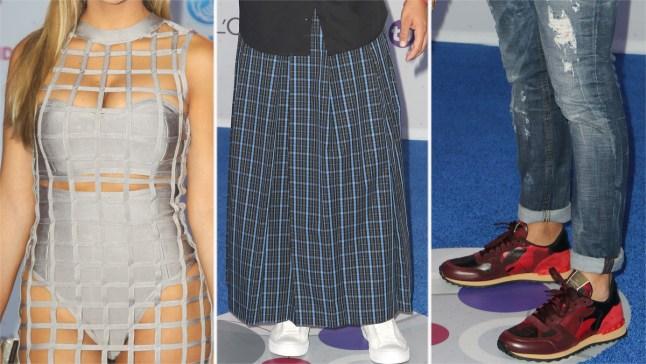 Los peor vestidos de Premios Tu Mundo 2016