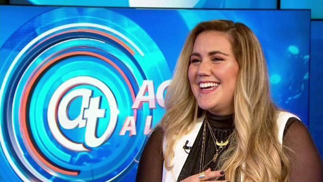 La cantante Alexa Acosta estrena su primer sencillo