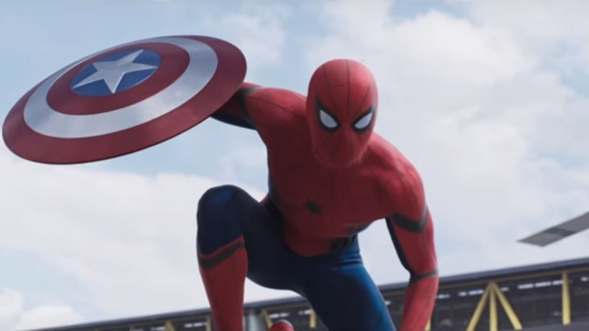 "Video: Primer adelanto de ""Spider-Man: Homecoming"""